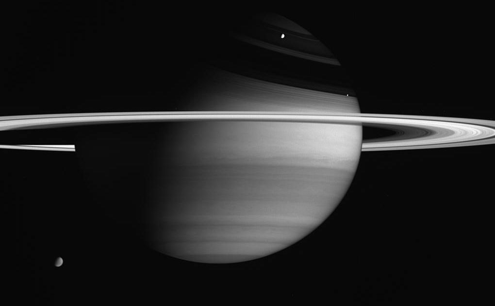 cassini spacecraft pictures of saturn - 1020×630