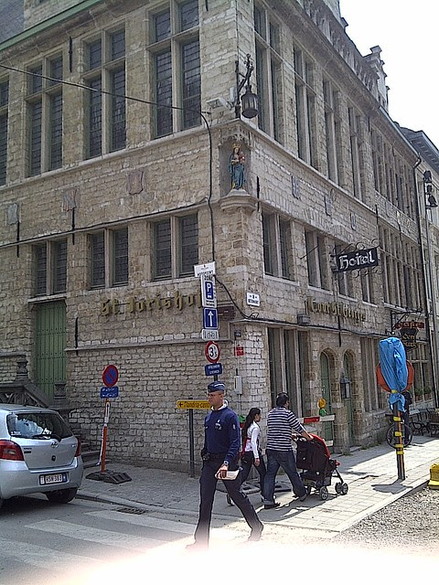 The oldest hotel in Western Europe