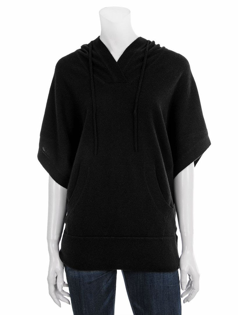 SCOOP NYC Oversized Hoodie Sweater