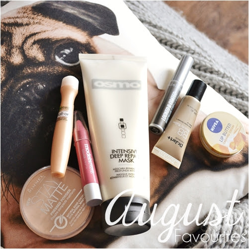 August_Beauty_Favourites