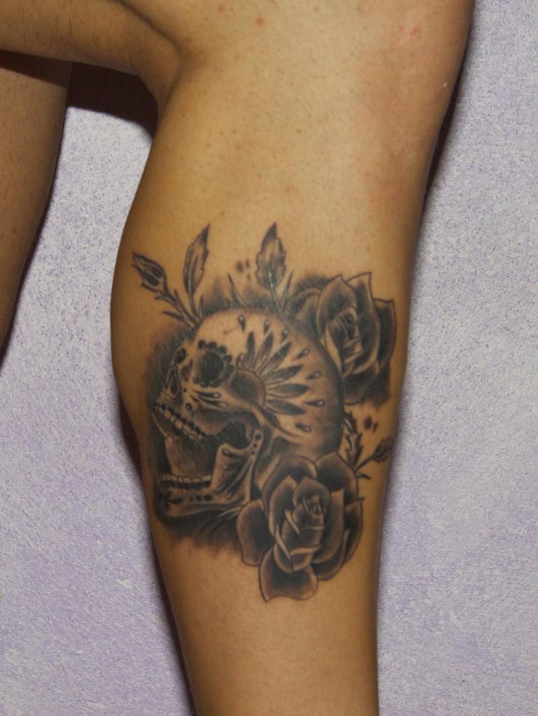 Women With Leg Tattoos Tattoos Designs Ideas