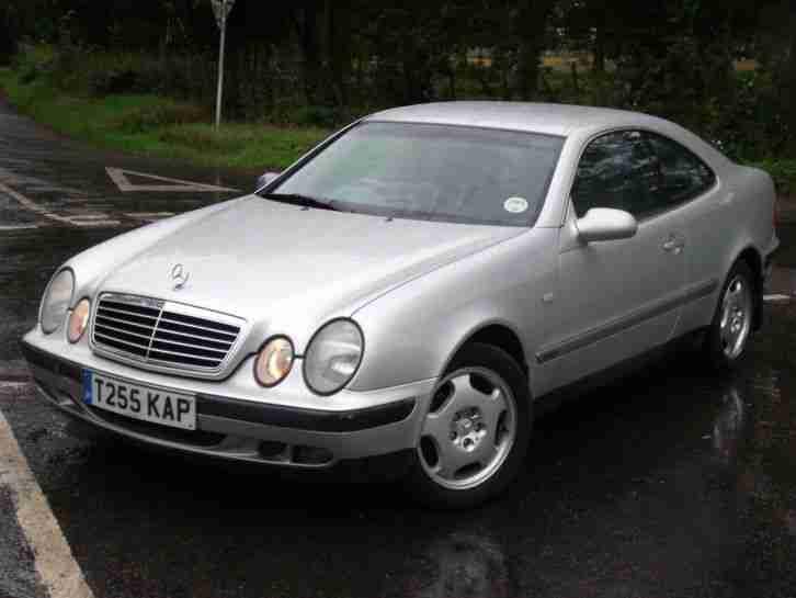 Mercedes CLK 200 Elegance Auto 1999 T Reg Low Mileage ...