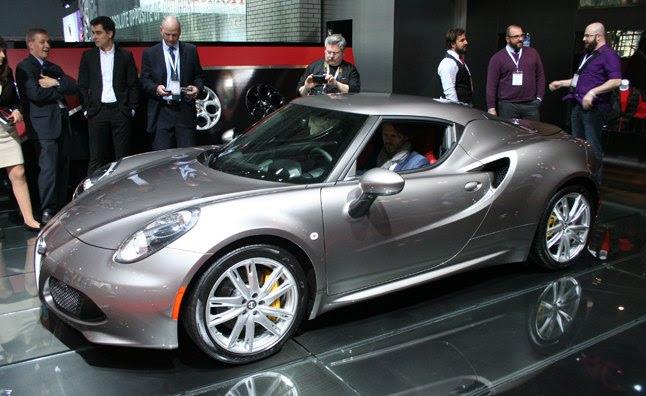 Alfa Romeo Considering Higher Performance 4C \u00bb AutoGuide.com News
