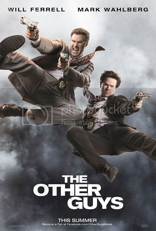 The Other Guys Agentes de Reserva
