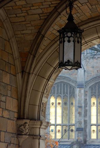 Law Quad Entrance