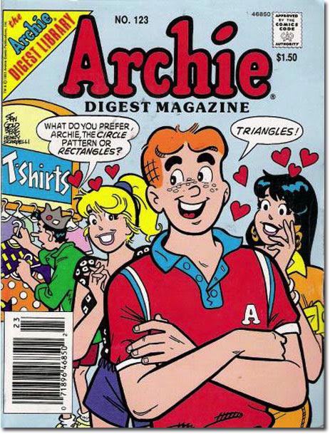 Archie Porn cartoons