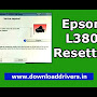 Download Epson L380 resetter tool - Epson WIC reset key