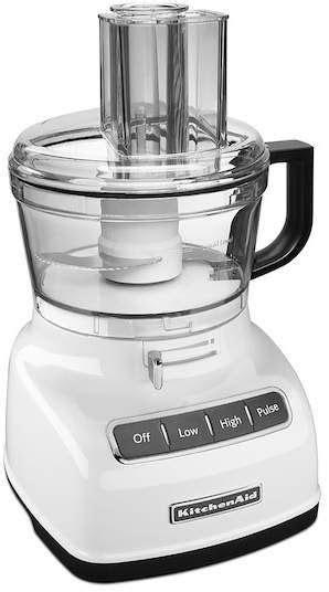 KitchenAid Onyx Black 7 Cup Food Processor | Küchenhilfe