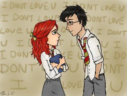 Lily e James