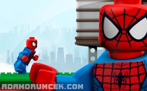 Lego Muhteşem örümcek Adam Oyunu