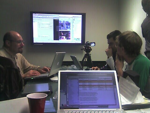 Video Conference by JulianBleecker, on Flickr