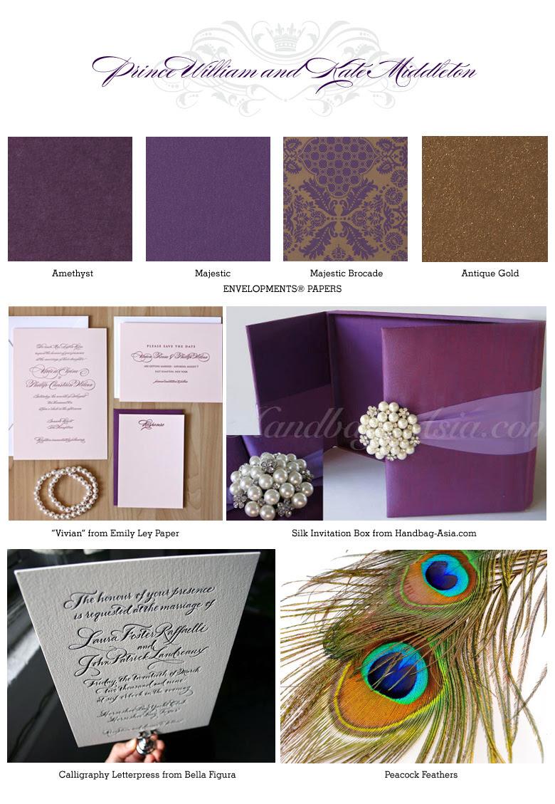 Prince William Kate Middleton Wedding Invitations | Wedding-Decorations