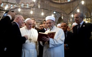Christianity and Islam worship the same God.