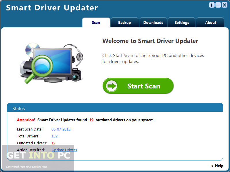 Smart Driver Updater v4.0.0.1217 Latest Version Download