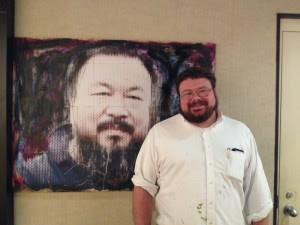 The hero-artist: Ai Weiwei and Neely