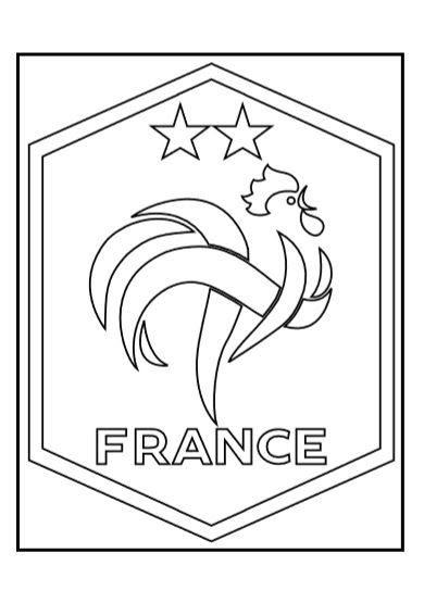 Meilleur 50 Coloriage Foot Coupe Du Monde 2018
