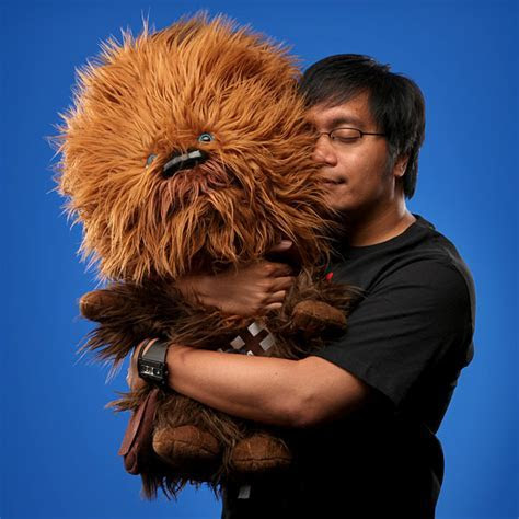 Star Wars Chewbacca Plush With Sound   ThinkGeek