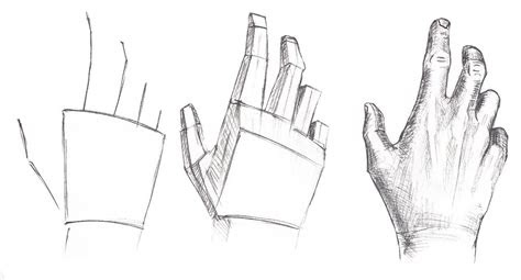 step  step  drawing hands perfectly peddle art art