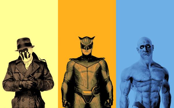 watchmen wallpaper. Watchmen Wallpaper by