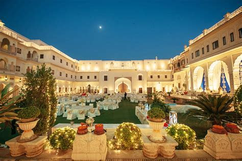 The Raj Palace, Amer Road, Jaipur   Indian wedding