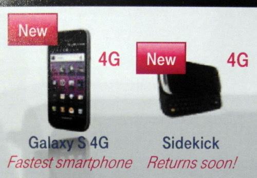 new sidekick 2011 touch screen. January 20, 2011 HSPA+ 4G