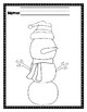 Snowman Sequencing FREEBIE