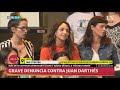 Actriz argentina acusa a su colega de 'Patito Feo' de violarla