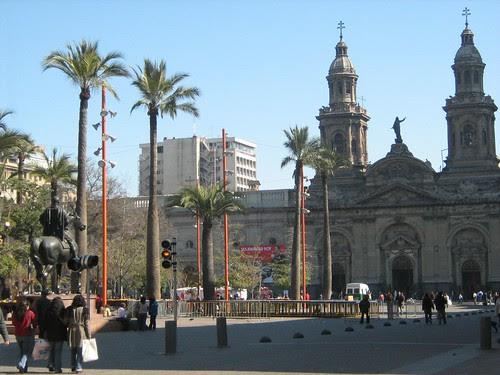 Santiago Metropolitan Cathedral 3