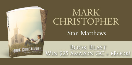 Mark Christopher Book Blast