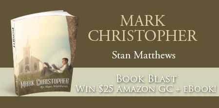 Mark Christopher Book Blast