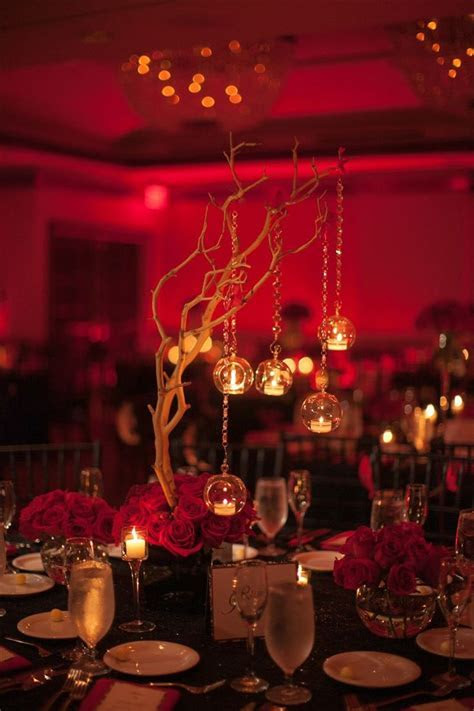 25  best ideas about Black Red Wedding on Pinterest   Red