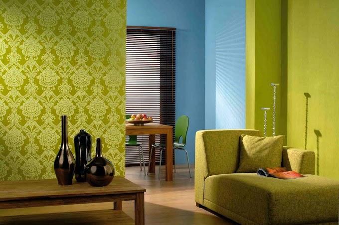Wallpaper Ruang Tamu Mewah | Ide Rumah Minimalis