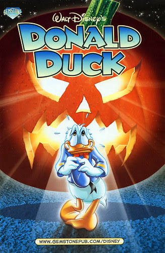 Donald Duck 429 (by senses working overtime)