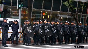 China Sicherheitsmaßnahmen Xinjiang 23.05.2014
