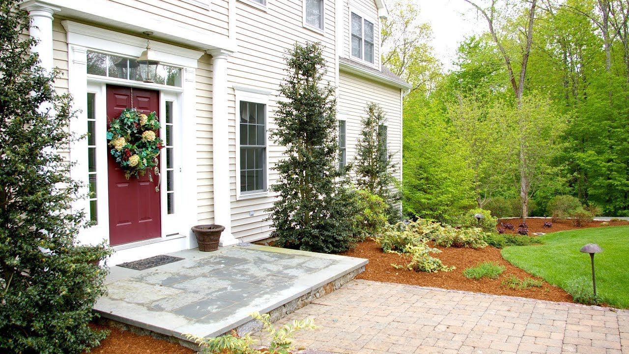 Landscaping Landscaping Ideas For Front Yards In Ct