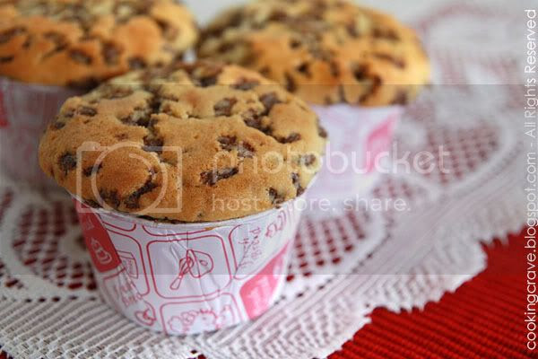 Chocolate Rice Yoghurt Cupcake1