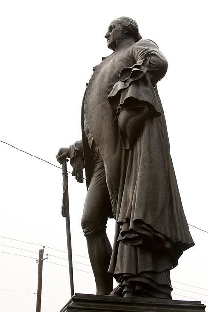 George Washington, 57th & Sandy