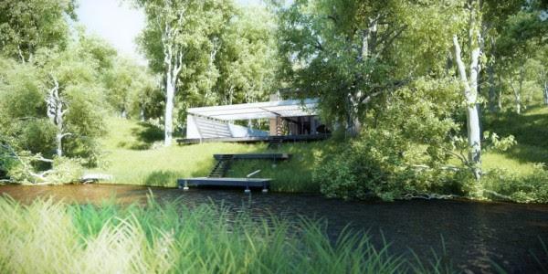 shady dock