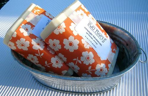 orange blossom by tworiverssoaps