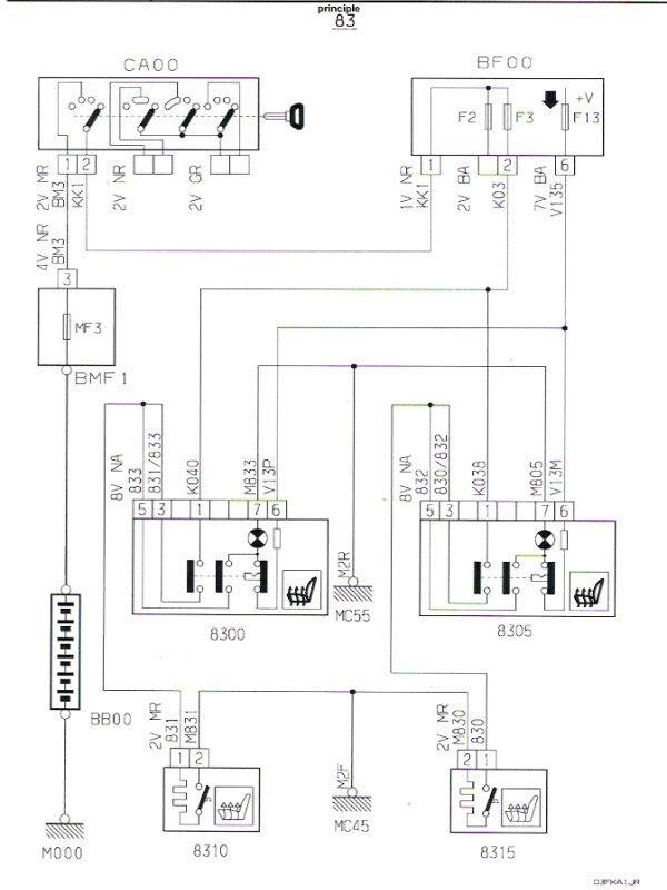 Corsa C Circuit Diagram Wiring