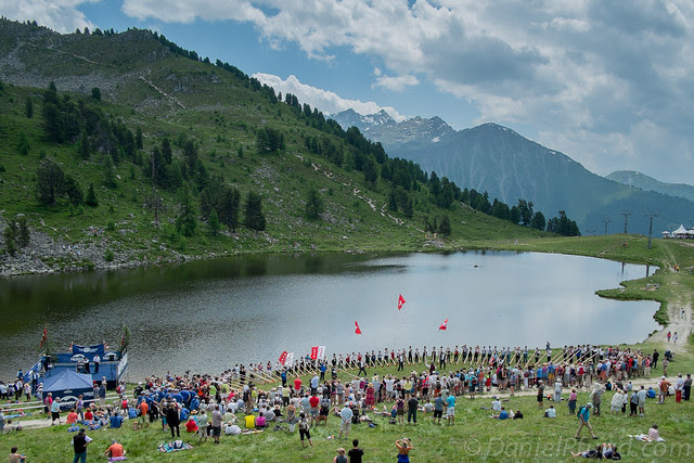 Lac de Tracouet