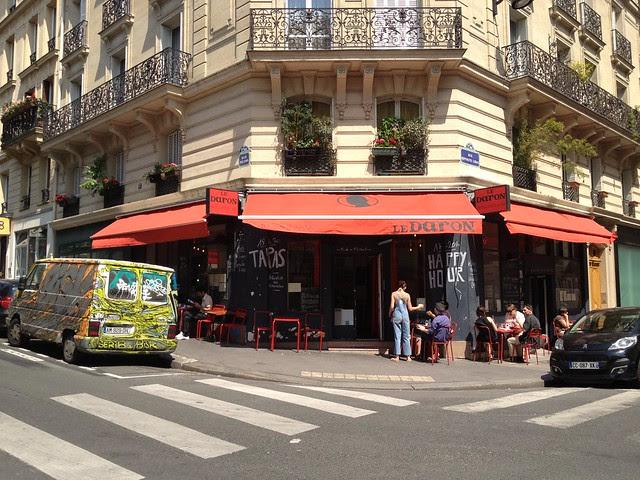 Paris - Rue des Martyrs