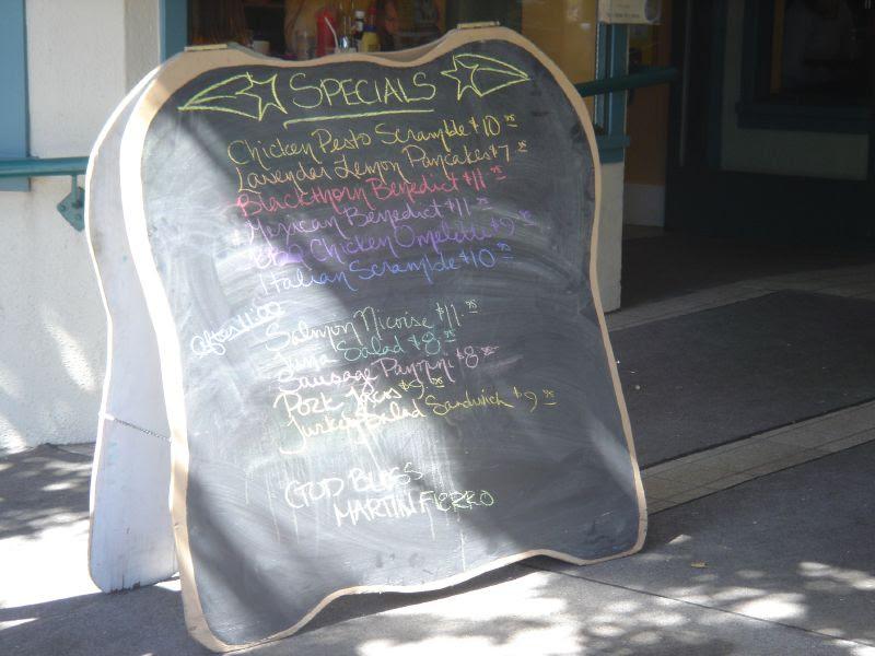 Toast Signboard