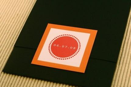 Eaton - Wedding Invitation Kit - 100 sets