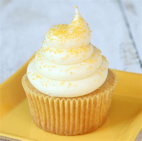 Honey Cupcakes with Honey Cream Cheese