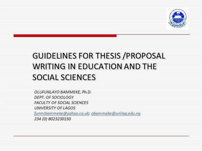 Powerpoint Templates For Phd Thesis Presentation - Thesis Title Ideas For  College