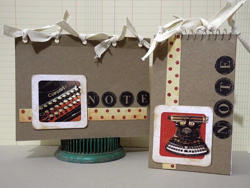 """""""Note"""" Card and Notebook Set"""