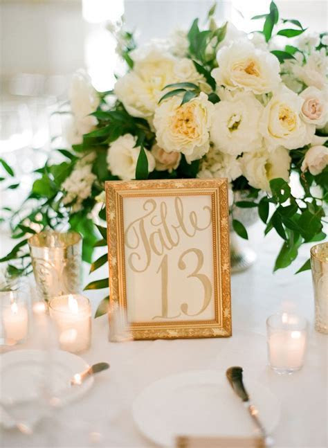 Table Numbers   Rosa's Catering Blog