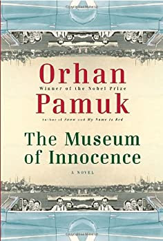 """Cover of """"The Museum of Innocence"""""""