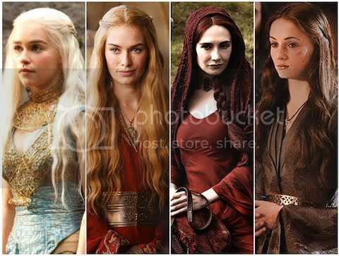 Game of Thrones Fashion Style Secrets